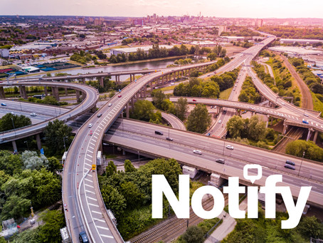 Notify Technology is the latest organisation to become members of the Safer Highways Family