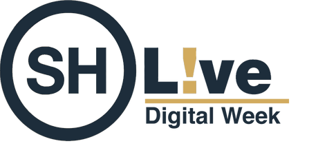 SH Live Logo with strap blue and gold.pn