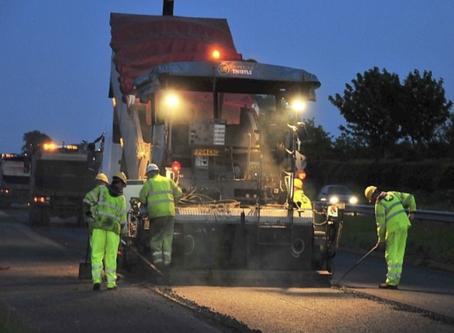 Contest starts for £1.4bn Scottish highways upkeep