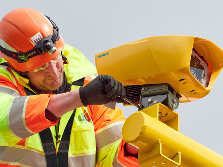 Siemens' and WJ average speed enforcement solution approved