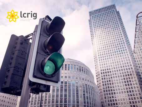 More than 100 councils start process of applying for traffic signals funding
