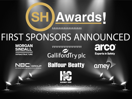 First Sponsors announced for the SHAwards!