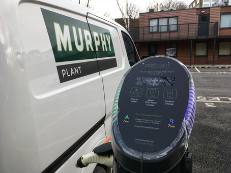 Murphy Plant sign up to cleaner and greener charter
