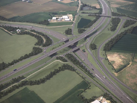 Highways England awards £507m A428 contract to Skanska
