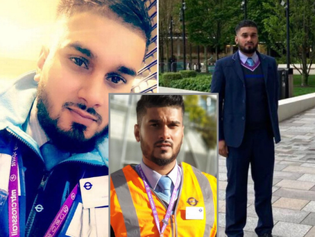 West London rail worker has saved 29 people from taking their own lives.