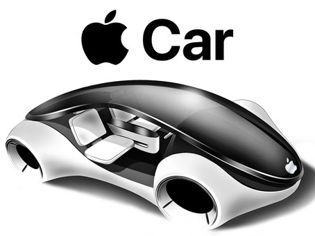 Apple targets car production by 2024 and eyes 'next level' battery technology.