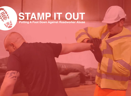 Safer Highways joins Stamp it Out taskforce to tackle roadworker abuse