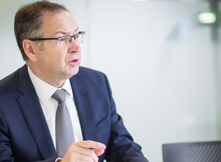 The start of a new era for Highways England? -the Jim O'Sullivan interview