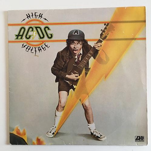 AC/DC 'High Voltage'