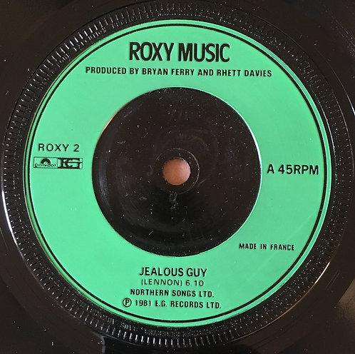 Roxy Music 'Jealous Guy'