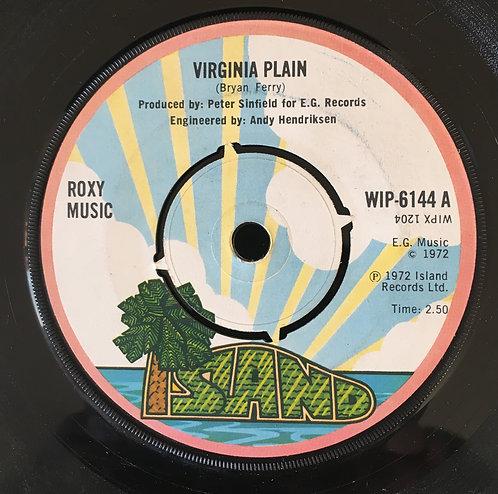 Roxy Music 'Virginia Plain'