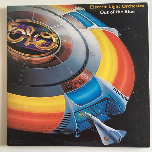 ELO.'Out Of The Blue' DLP