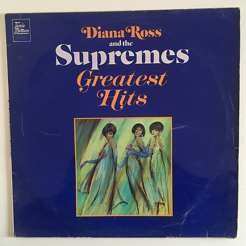 Diana Ross & The Supremes 'Greatest Hits'