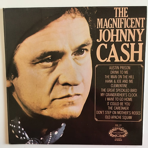Johnny Cash 'The Magnificent Johnny Cash'