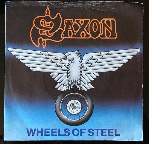 Saxon 'Wheels Of Steel'