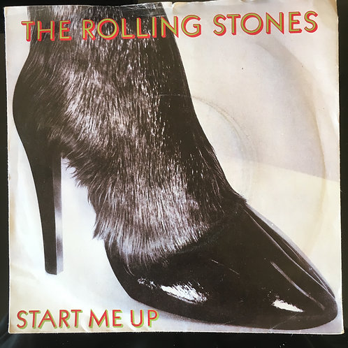 The Rolling Stones 'Start Me Up'