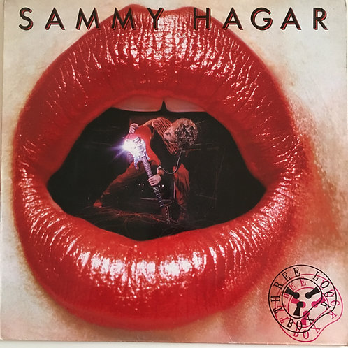 Sammy Hagar 'Three Lock Box'