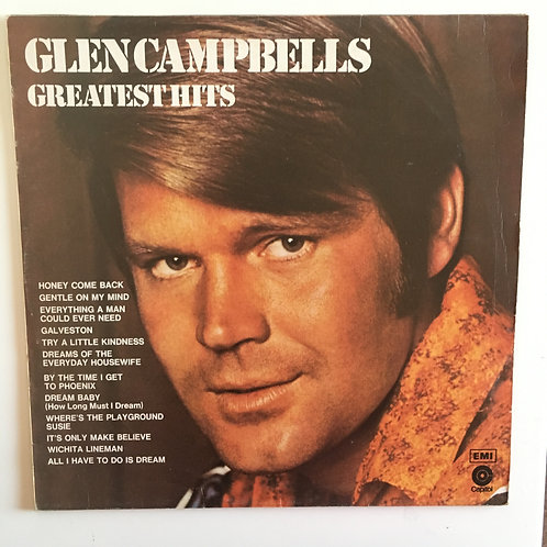 Glen Campbell 'Greatest Hits'