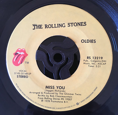 The Rolling Stones 'Miss You'