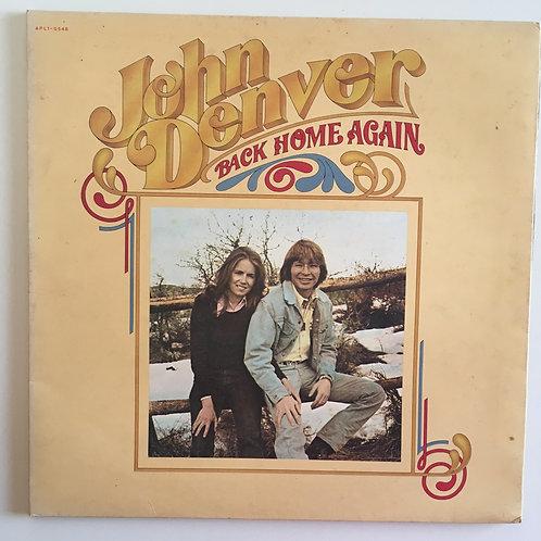 John Denver 'Back Home Again'