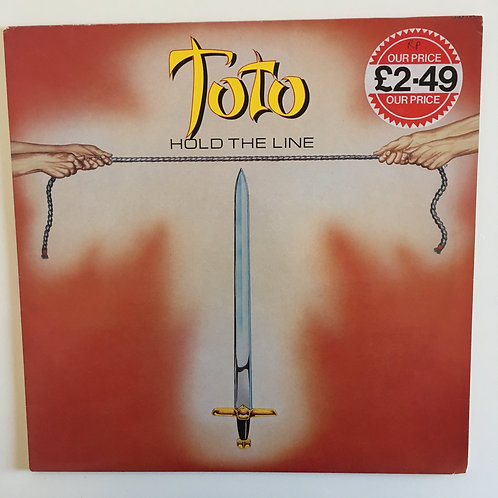 Toto 'Hold The Line'