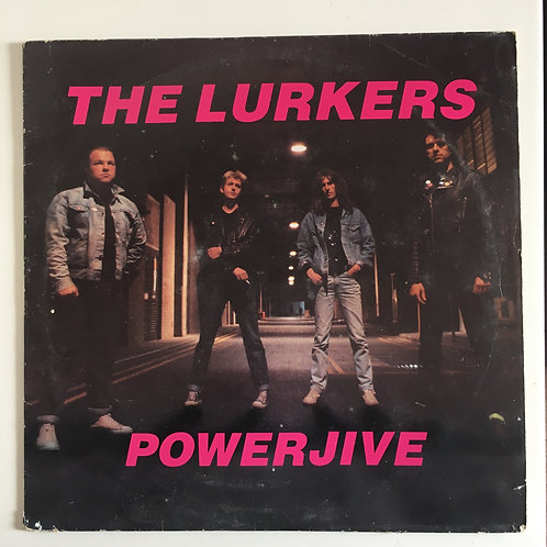 The Lurkers 'Powerjive'