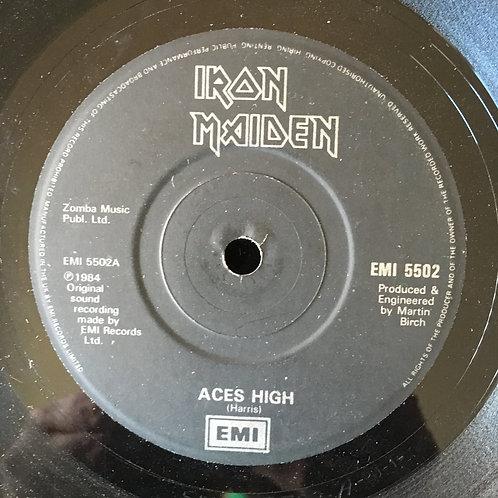 Iron Maiden 'Aces High'