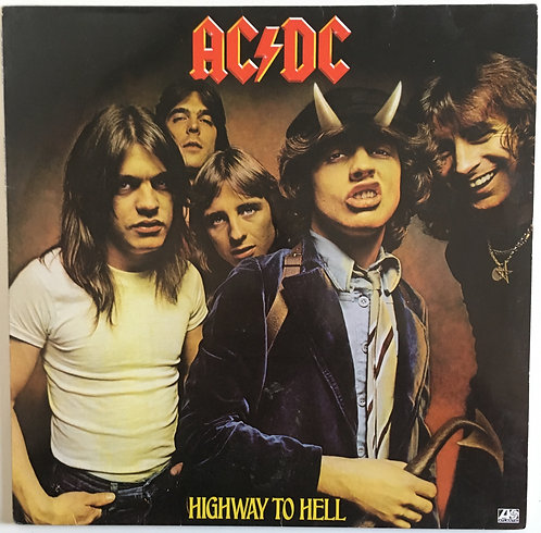 AC/DC  'Highway To Hell'