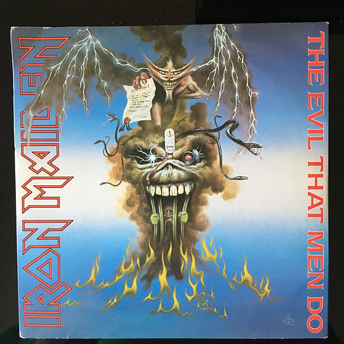 Iron Maiden 'The Evil That Men Do'