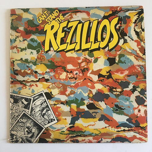 The Rezillos 'Can't Stand The Rezillos'