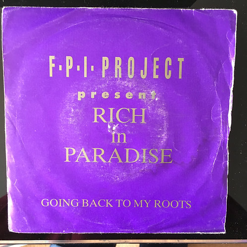 FPI Project 'Going Back To My Roots'