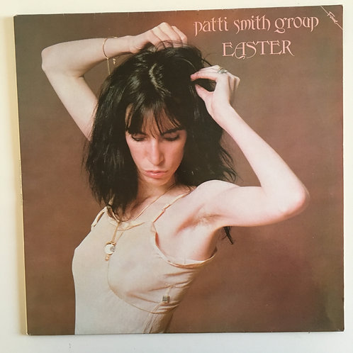 Patti Smith Group 'Easter'