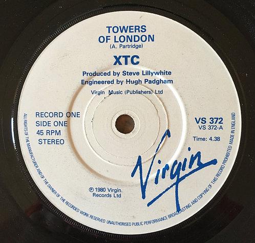 XTC 'Towers Of London'