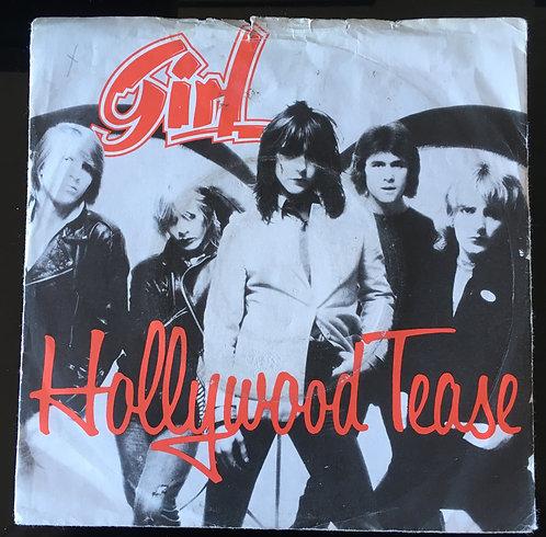 Girl. 'Hollywood Tease'