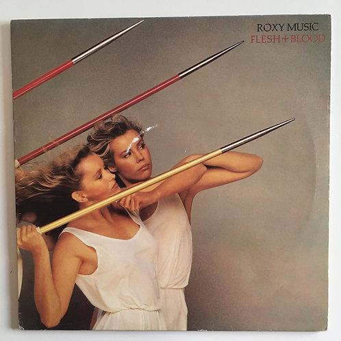 Roxy Music 'Flesh & Blood'
