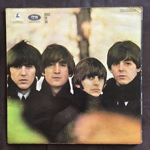 The Beatles. 'For Sale' (Mono)