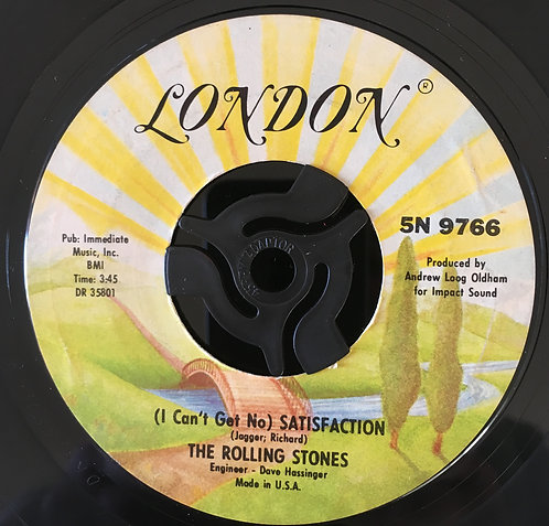 The Rolling Stones '(I Can't Get No) Satisfaction'
