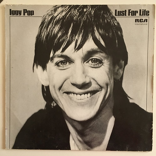 Iggy Pop.'The Lust For Life'