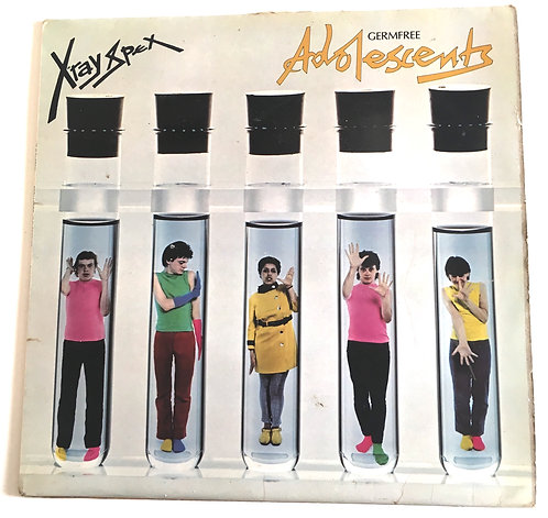 X Ray Spex 'Germfree Adolescents'