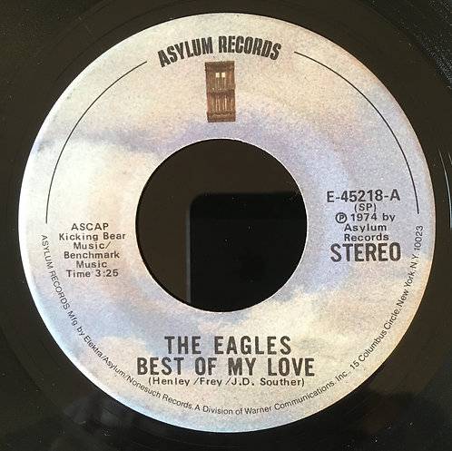 The Eagles 'Best Of My Love'