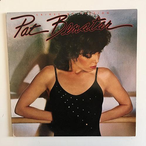 Pat Benatar 'Crimes Of Passion'