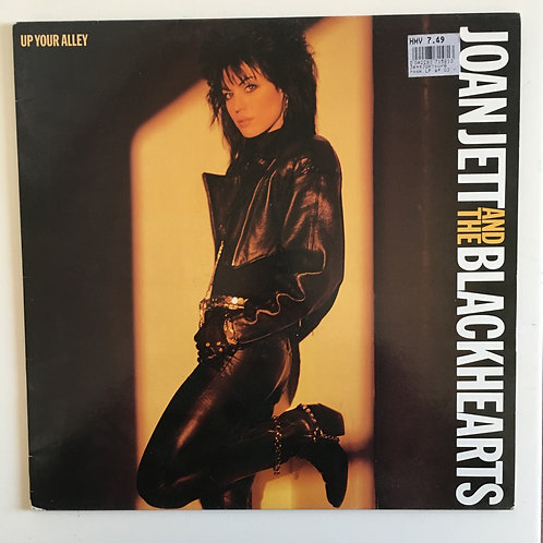 Joan Jett & The Blackhearts 'Up Your Alley'