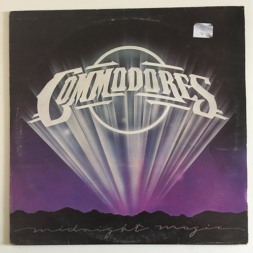 Commodores 'Midnight Magic'