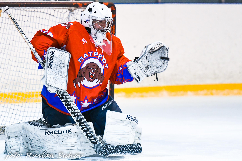 Фотограф хоккея