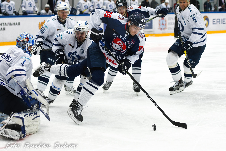 Фотосъемка хоккей