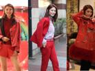 這樣穿時尚大方又得體!2019農曆新年必勝紅色穿搭示範