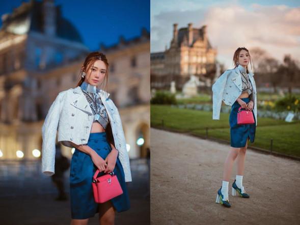 2020秋冬巴黎時裝周|以未來戰士風造型出席壓軸大秀