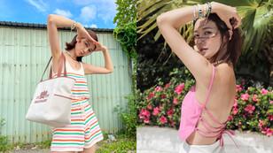 初夏穿衣指南 | 最強「少女感」穿搭!讓你賺足回頭率!