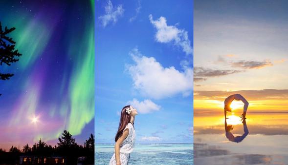 一生人一定要前往的地方|世界上最美的地方排行榜