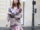 初春穿搭靈感!我在巴黎的18個造型